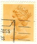 Rainha Elizabeth II - 10P