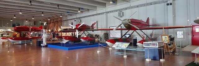 1/144 diecast metal aircraft miniature Vigna di Valle museum