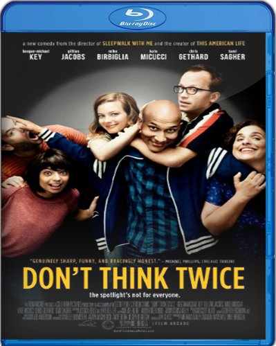 Don't Think Twice [2016] [BD25] [Subtitulado]