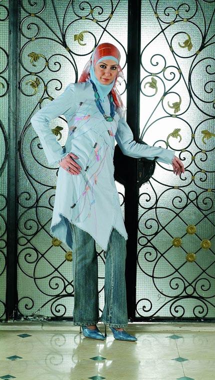 ملابس  للبنات المحجبات 7hob.com136294932014