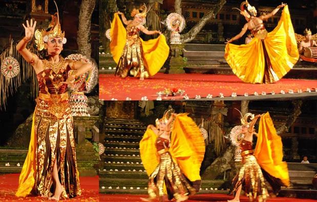 Artikel Lengkap Tari Cendrawasih Asal Bali  Tarian