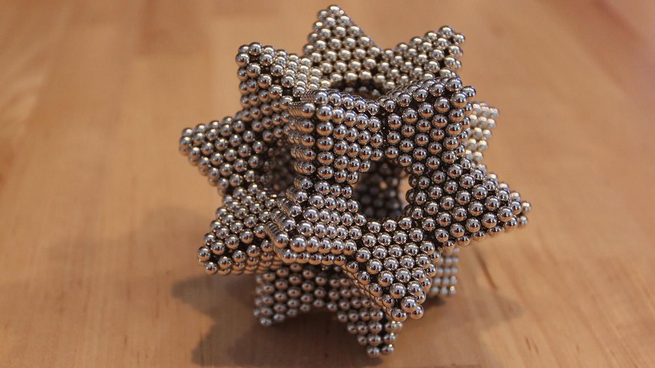 Científicos han creado dos nuevos materiales magnéticos