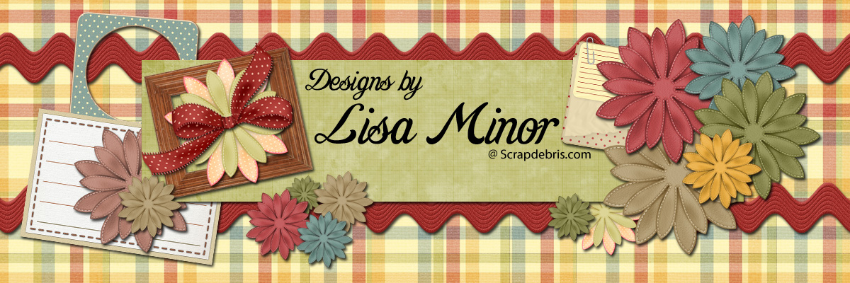 Designs by Lisa Minor