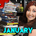 HORROR HAUL (January 2016) | Movies, Books & Games - [GIVEAWAY CLOSED]