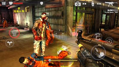 لعبة Dead Target  إصدار عادي و مهكر للأندرويد