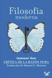Libros gratis Crítica de la razón pura para descargar en pdf completo