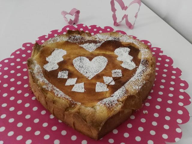 süß saurer Kuchen