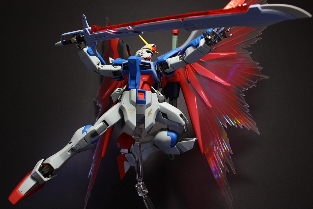 Tumacher Gunpla Inochi Mg Zgmf X42s Destiny Gundam
