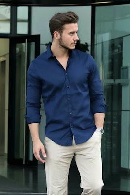 9950659477 Como usar camisa social masculina - MODA DE UM ALPHA