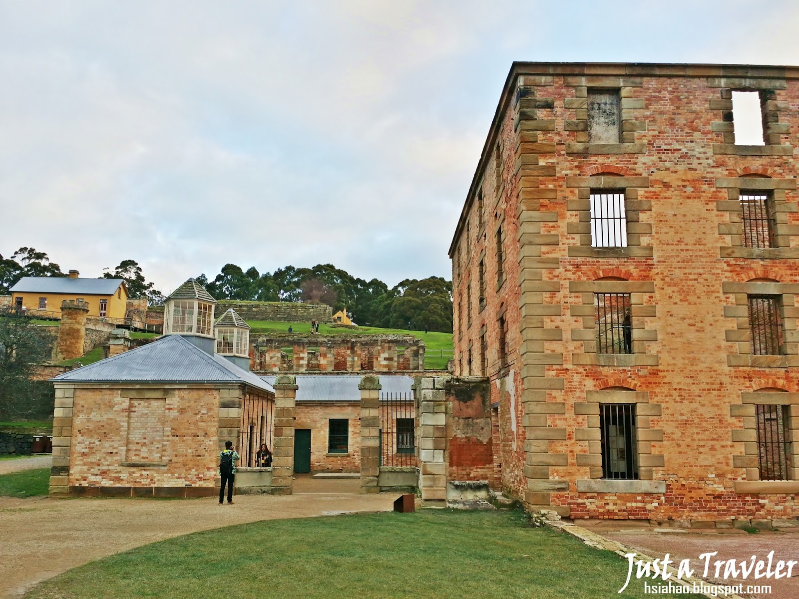 塔斯馬尼亞-荷伯特-景點-推薦-亞瑟港-旅遊-自由行-澳洲-Tasmania-Hobart-Port-Arthur-Tourist-Attraction-Australia