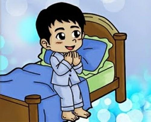 bacaan doa sebelum dan sesudah bangun tidur