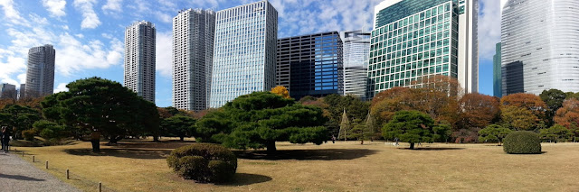 8f30ddc931a To my mind, Hamarikyu Gardens is Tokyo's pocket version of Central Park.  With a landsite of a little over 25 hectares, this public park is  surrounded by ...