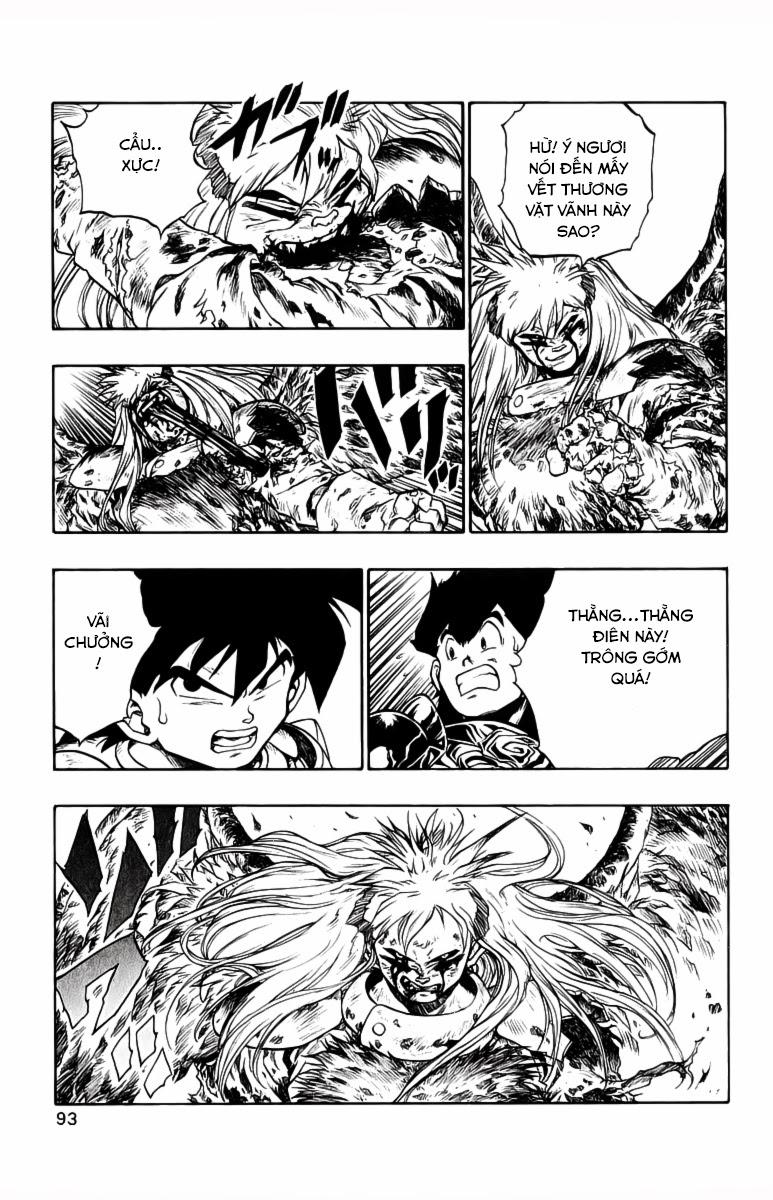 Dragon Quest: Emblem of Roto chapter 31 trang 41