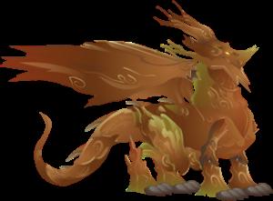 Dragón Bosque Rojo