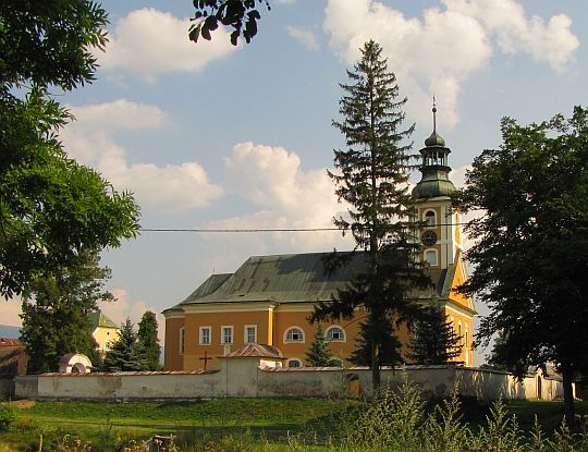 Kościół św. Jerzego.