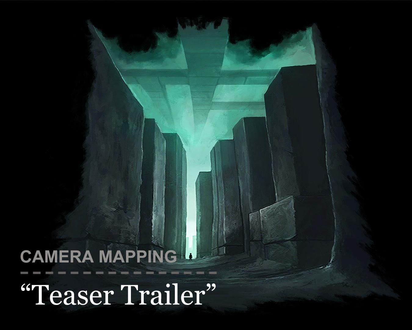 Gamasutra: Koen Deetman's Blog - Camera Map Your Teaser Trailer on