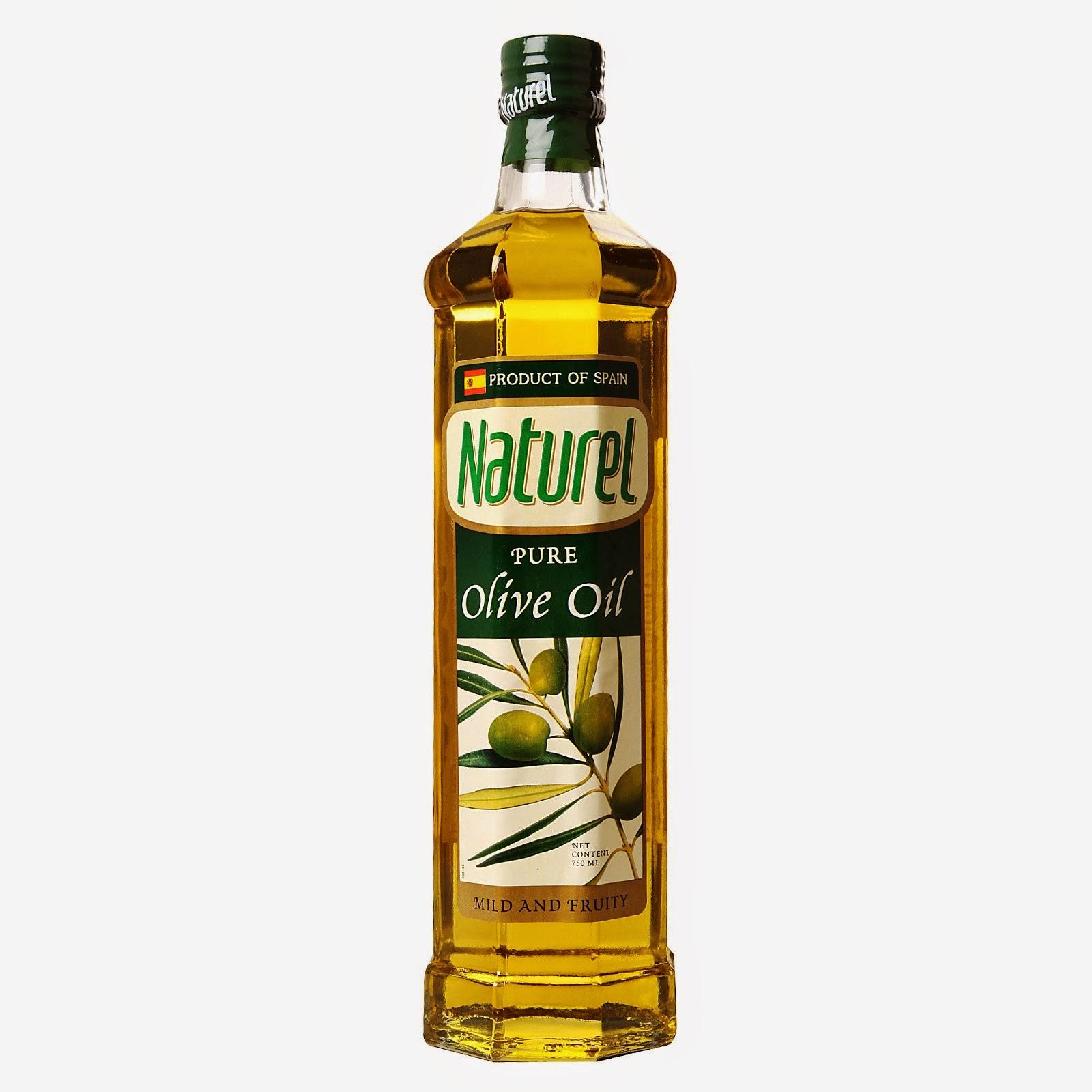 Minyak Zaitun ( Extra Virgin Olive Oil )