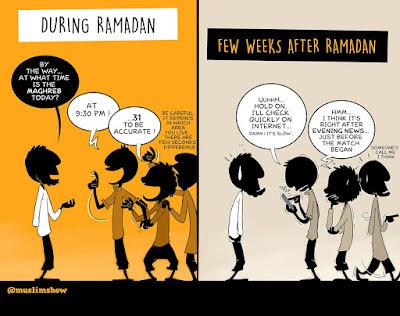 kartun the muslim shhow