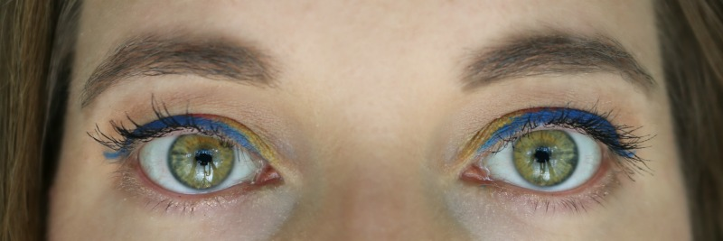 Yves Rocher Summer Makeup Look