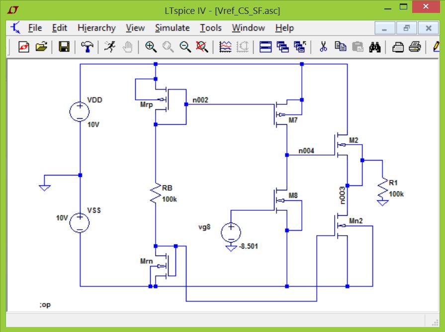 MOSFET Circuits Tutorial: MOSFET Operational Amplifier ...