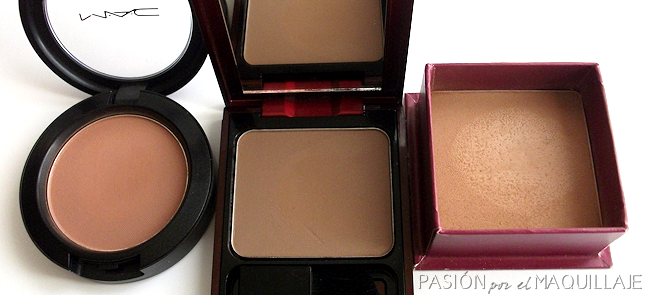Swatches Sculpting Powder Kevyn Aucoin