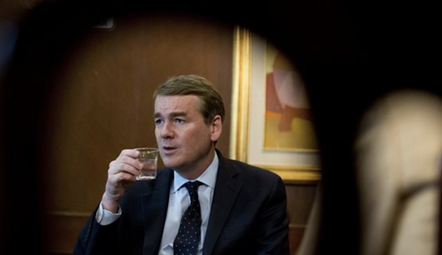 Another Day, Another Democrat With No Chance of Winning, Sen Michael Bennet (D-CO) Enters the 2020 Race