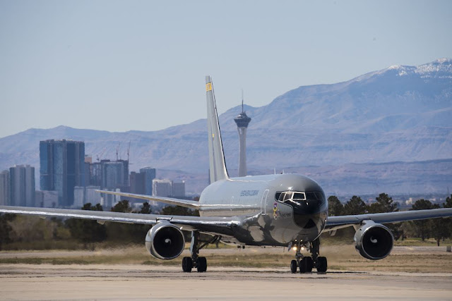 Colombia Red Flag exercise Nellis