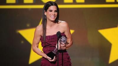 Sandra Bullock Critics Choice Movie Awards 2014