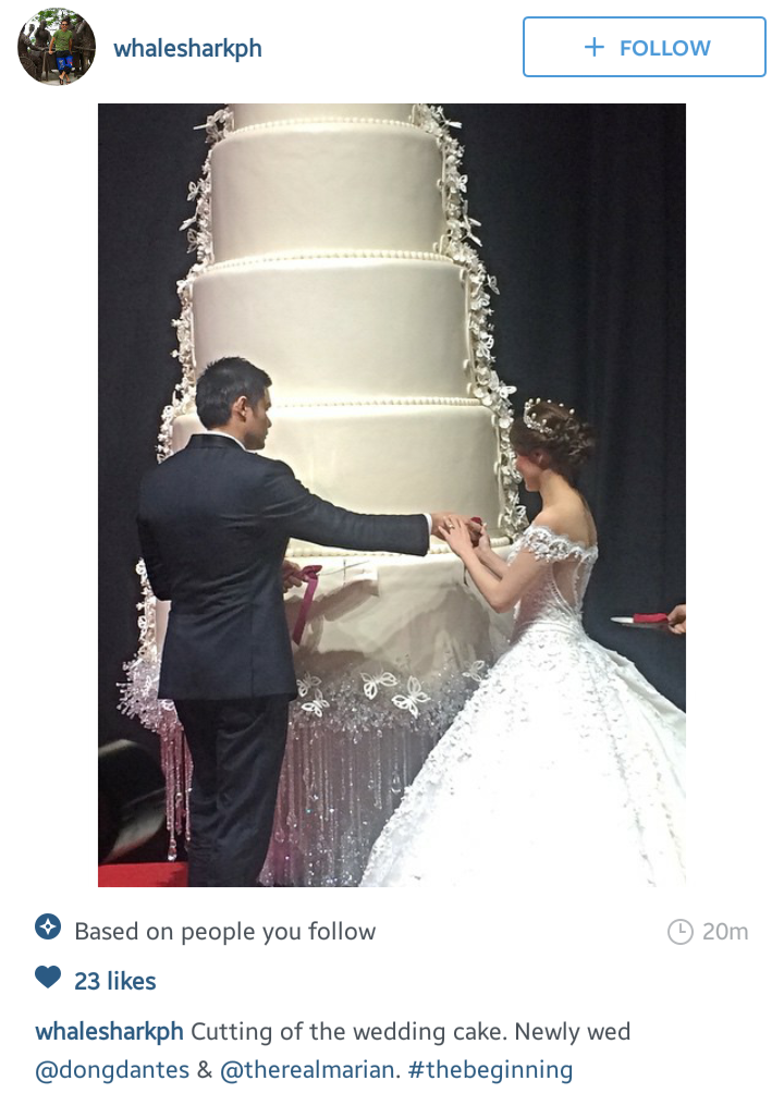 Great Wedding of 2014: Dingdong Dantes and Marian Rivera ...