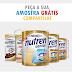 Amostras Grátis - Novos Sabores de Nutren Senior Nestlé