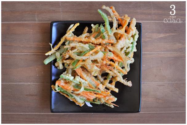 tempura como fazer