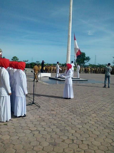Khitmad Peringati HARDIKDA ke 57 di Pidie Jaya