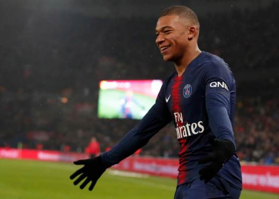 French and PSG Superstar Kylian Mbappé