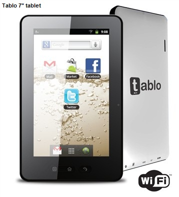 Tablo 7 tablet review
