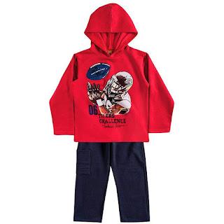 Saldo de roupa infantil para revenda