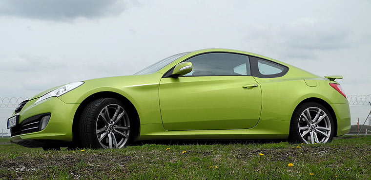 2013 genesis coupe