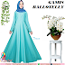 Gamis Ballotelly Tosca - Rp 145.000