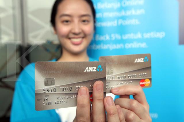 Pilihan Produk Kartu Kredit ANZ Untuk Anda