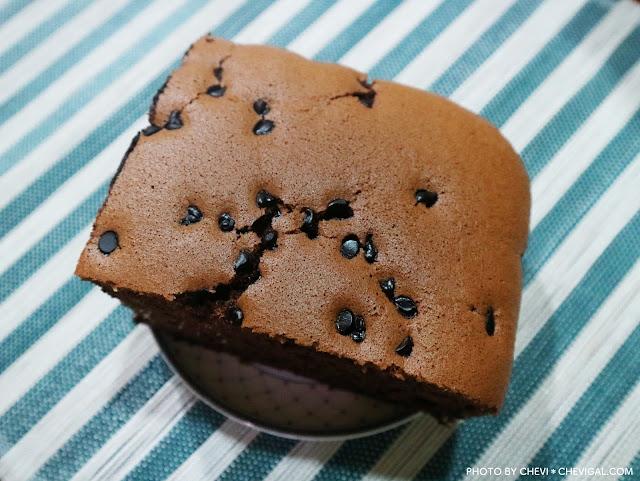 IMG 4083 - 台中西屯│雞蛋牛奶古早味蛋糕。口味口感再升級!推薦苦甜巧克力口味,假日還有隱藏口味唷!