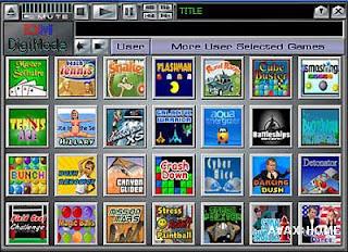 Cara Memasang Game flash diblog, Flash Game, Android