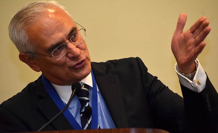 Rafael López, director de Logística y Planeación de Materiales de Ford México. (Foto:VI)