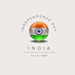 15 August Independence Day 2017 Logo/Dp For Facebook And Whatsapp