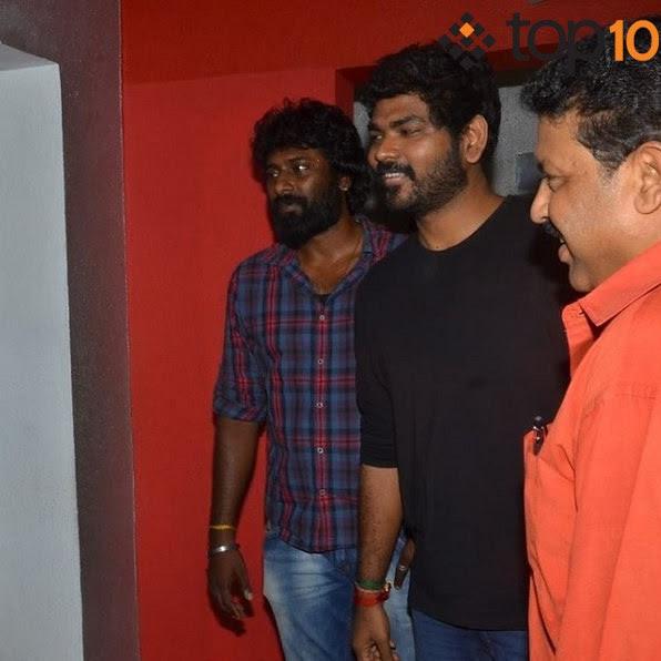 Lissy latest photos from Jacobinte Swargarajyam Special Show in Chennai