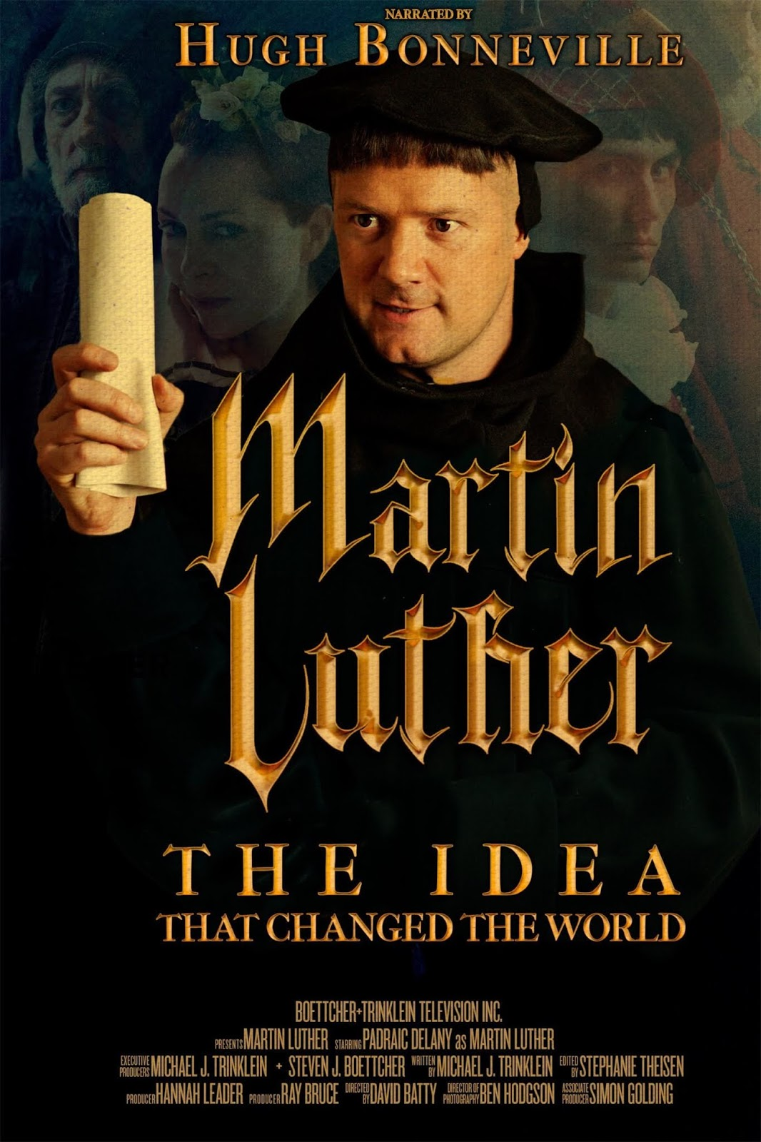 Martin Luther: The Idea That Changed the World - Legendado