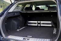Kia Optima Sportswagon 3 (2017) Luggage Compartment