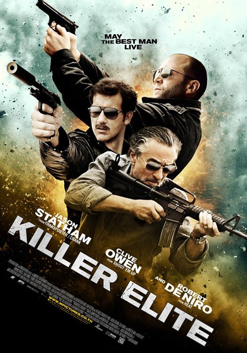 Killer Elite (2011) 1080p | 720p | 480p BluRay [Dual-Audio] [Hindi + English] x264 ESub AAC