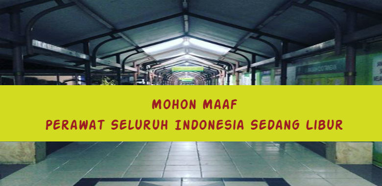 Seandainya Perawat Seluruh Indonesia Libur 1 Bulan