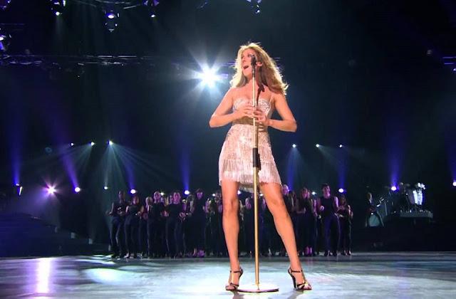 Shows de música em Las Vegas: Celine Dion