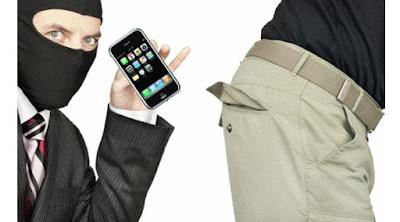 Tips Untuk Mencegah Si Pencuri Mengambil Ponsel Anda