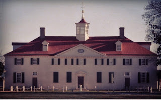 George Washington's Mansion at Mount Vernon